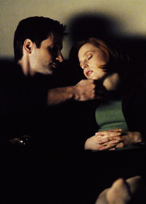 Scully, I was like you once. I didn't know who to trust…The end of my world was unrecognizable and upside down. But there was one thing that remained the same. You were my friend, and you told me the truth. Even when the world was falling apart, you were my constant. My touchstone. And you are mine.
