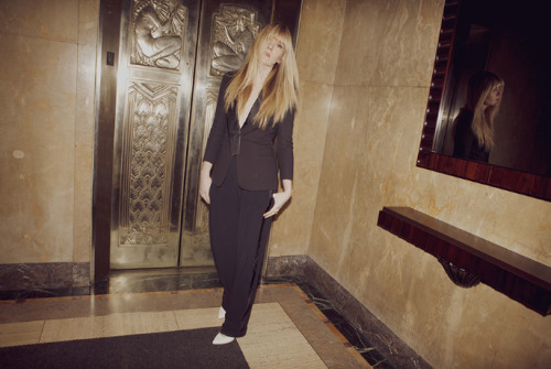 contentmode:  Lily Rabe of TV series The American Horror Story: Exclusive interview & shoot for issue 9 Contentmode.com