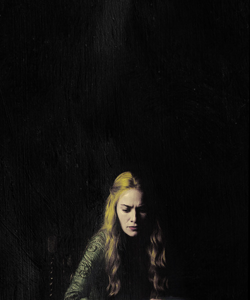 greyjoyss:           game of thrones meme: nine characters [2/9] ↳ Cersei Lannister