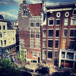 Amsterdam - room with a view