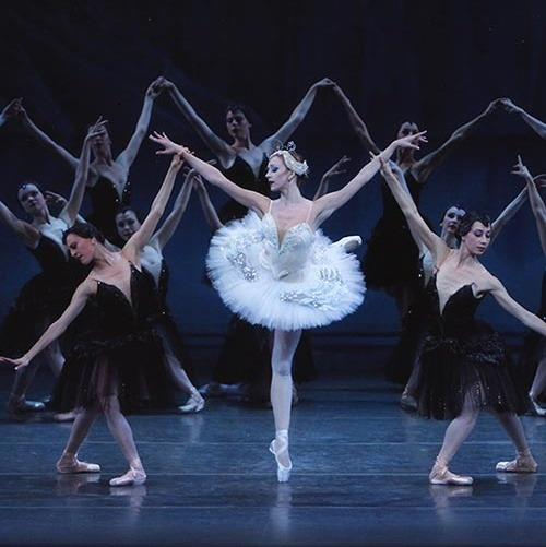 fjordreview:  Moscow City Ballet: Swan Lake