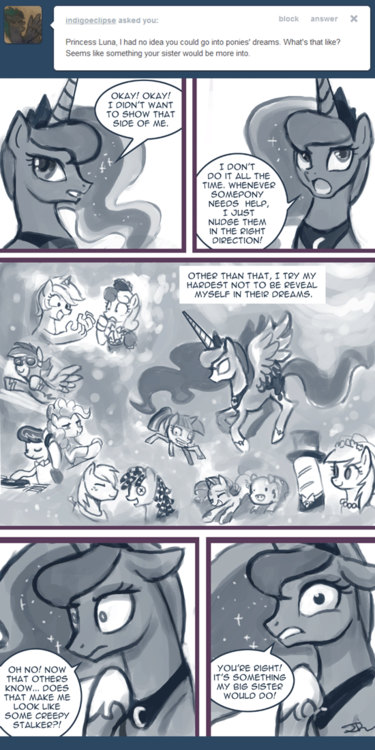 Ask Princess Molestia #259