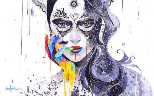 artforadults:  follow minjae lee on tumblr