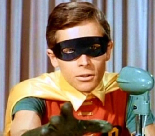 Beloved 1960's Robin, Burt Ward, isn't impressed by the Boy Wonder's demise! See his hilarious response here!