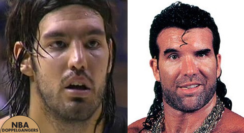 Luis Scola | Scott Hall