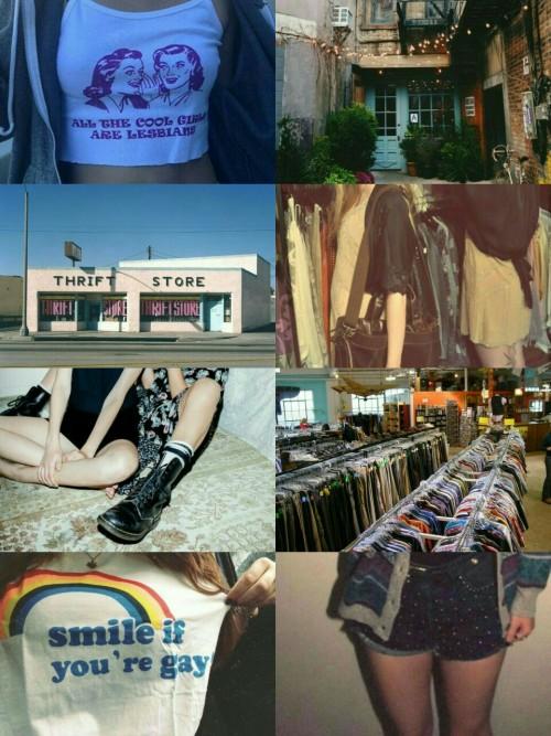 Thrift store on Tumblr