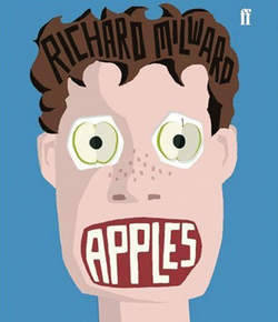 Apples - Richard Milward As a distraction from sleazy male admirers, spiteful classmates and her mother's cancer, Eve's eyes are opened to a multicolour life of one-night stands, drug-fuelled discos and cheap plonk. She barely has time to notice Adam. Adam, however, notices Eve. While contending with sexual frustration, a violent father and increasingly compulsive behaviour, is he too busy reading Razzle in the attic to make his move? Narrated alternately by Adam and Eve, alongside a cast of delinquents, perverts and butterflies, Apples is an exploration of the difficulties of growing up and of getting 'fucked as quick as you can'.