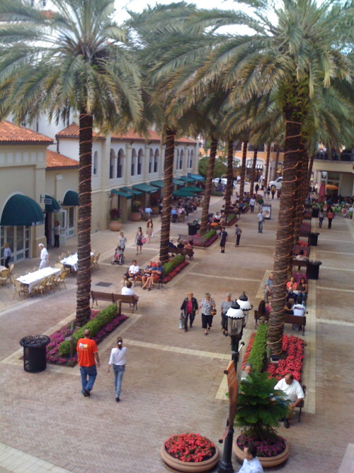 City Place in Downtown West Palm Beach, FL