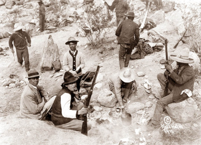 firsttimeuser:  ..short order cook in the Bandit Camp of Pascual Orozco, 1911