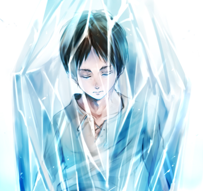 thesnkcurator:  とめと   Eren doesn't have that power… I think