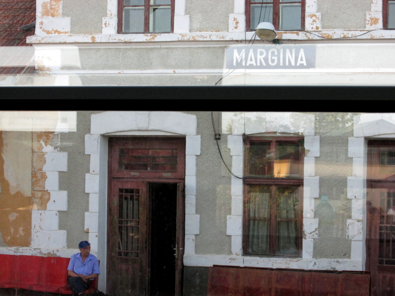 nonsensicalawesomnimityphoto:  A Stop on the Way to Timișoara.  Marigina, Romania. May 2013.