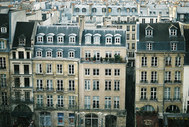 harrybr0ther:  Paris by sergiok on Flickr.