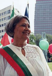 radicalwomen:  On January 17th, 1938, Chicana feminist writer and activist Martha Cotera was born in Chihuahua, Mexico. Educated in Texas, Cortera began her career as a librarian in El Paso and quickly became involved with organizing in the Latino community, including the farmworkers movement. She was a pivotal figure in the Raza Unida Party that formed in Texas and she is one of the founders of the Texas Women's Political Caucus. Cotera also wrote two books, Diosa y Hembra: The History and Heritage of Chicanas in the U.S and The Chicana Feminist, focusing on the history and role of women inside Chicano culture, including activism, and their contributions to and struggles within the US women's movement of the 1970's.  For more on Cotera, check out this interview she gave to the University of Michigan about her life as a Chicana feminist on the frontlines on social justice movements.