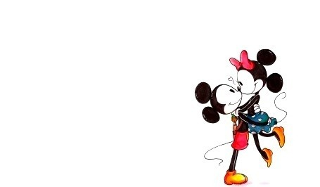 shes-a-dreamerr:  Mickey and Minnie on We Heart It. http://weheartit.com/entry/59842113/via/FifthHamony