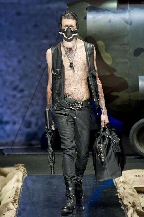 cultivnation:  CULT Fashion: Philipp Plein AW13 Milan Fashion Week