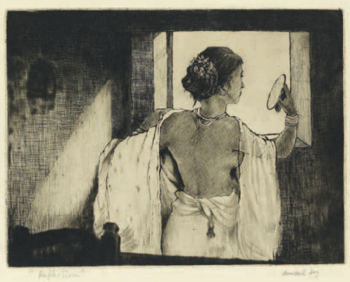 Mukul Dey - Reflection (1939)
