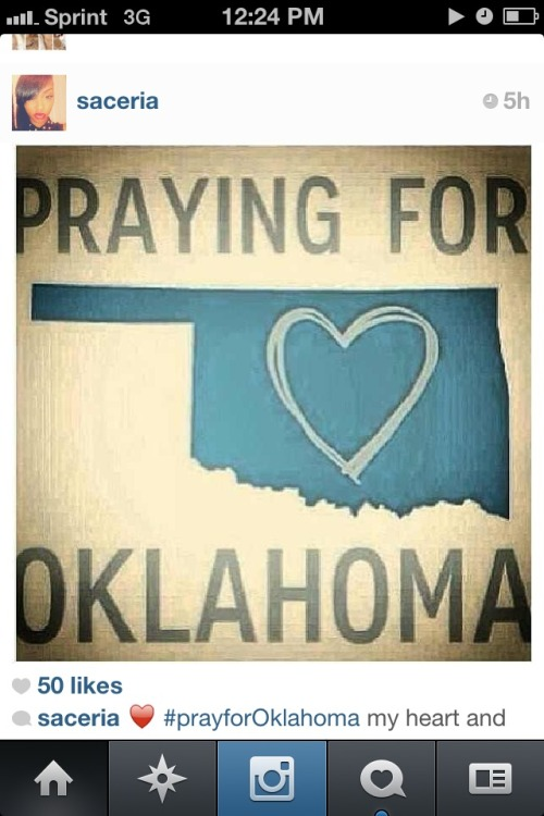 Prayers for OKC