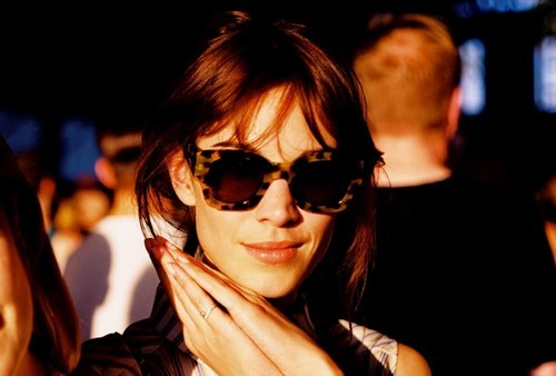 erimi-a:  Kinga Burza's Coachella photo diary 2013 gallery - Vogue Australia (Alexa Chung)