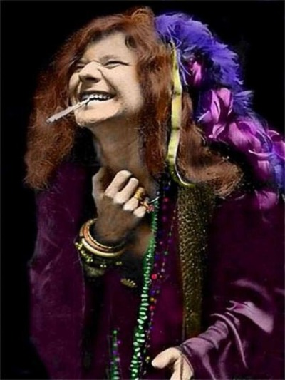 superseventies:  Janis Joplin