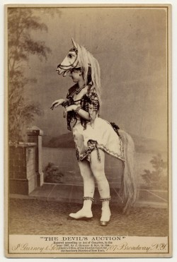 Exotic dancers on Retronaut