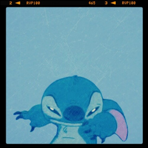 Me whenever i see good food #lol #stitch #imboredasfuq