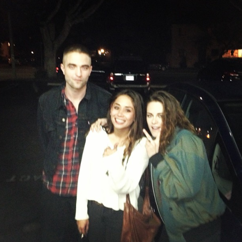 Kristen Stewart And Robert Pattinson Spotted Together After Two Months — Romance Lives (Image: Instagram)