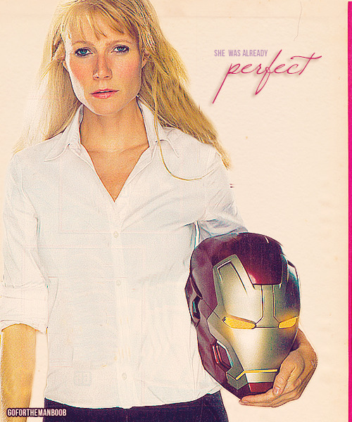 pepper pottts: businesswoman, heroine, philanthropist, proof that tony stark has a heart, all around imperfectly perfect.