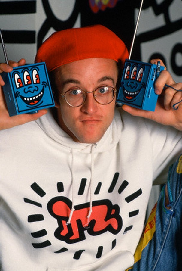 Keith Allen Haring (May 4, 1958 – February 16, 1990)