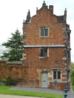Jacobean gatehouse at Aston Hall, Birmingham, England All Original Photography by http://vwcampervan-aldridge.tumblr.com