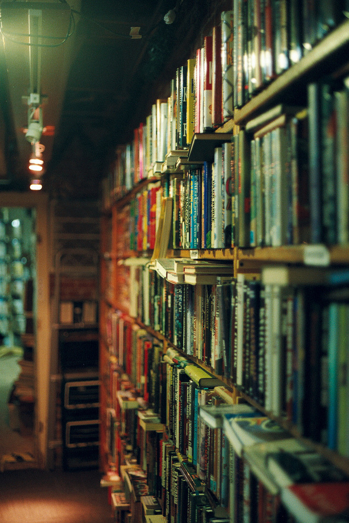love-england:  old books (by Will (Certified Ninja))