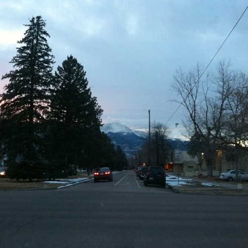 #nature #car #mountains #sky #SuburbanNature #Colorado
