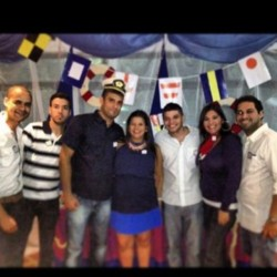 Baby Shower de Matías  (en Club Internacional Güataparo)