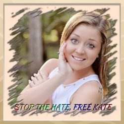"Kaitlyn Hunt was a bright and popular student set to graduate from Sebastian River High School in Florida. However, because she fell in love, she was expelled from school. Worse, she also faces a two-year sentence of house arrest, mandatory sex offender counseling and may have to register as a sex offender for the rest of her life. What happened is that the parents of Kate's 15-year old girlfriend did not approve of their same-sex relationship. So, they waited until Kate turned 18, and then had police take her away in handcuffs. The State's Attorney in this red Florida county then pressed charges against Kate for ""lewd and lascivious battery"" of a minor. Now, Kate faces a criminal conviction that could jeopardize her ability to go to college and get a job for the rest of her life.Please sign this petition demanding that Indian River County State's Attorneys Bruce Colton and Brian Workman stop their prosecution of Kaitlyn Hunt for being in a same-sex relationship."