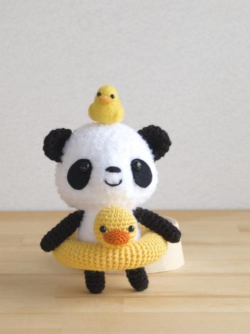amigurumi duck Tumblr