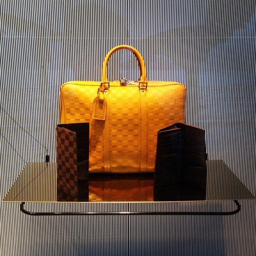 Hello there! (at Louis Vuitton)