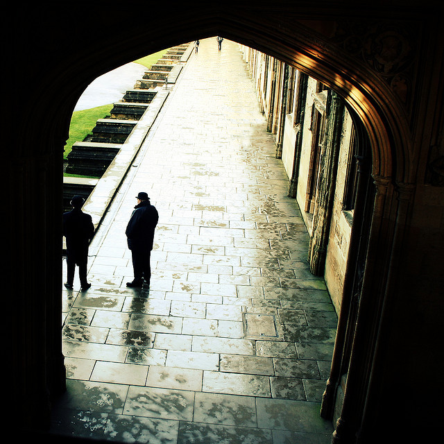 | ♕ |  Christ Church College - Oxford  | by © Phoebe Reid | via ysvoice