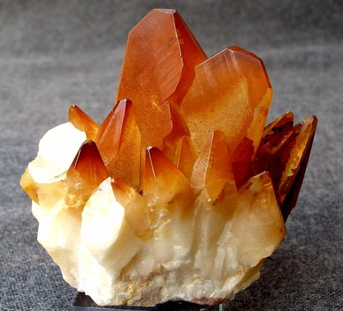 Calcite rivestita di Ferro (Latores Quarry, Spain)