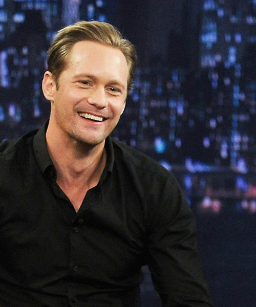 Alexander Skarsgård on Jimmy Fallon, 2013
