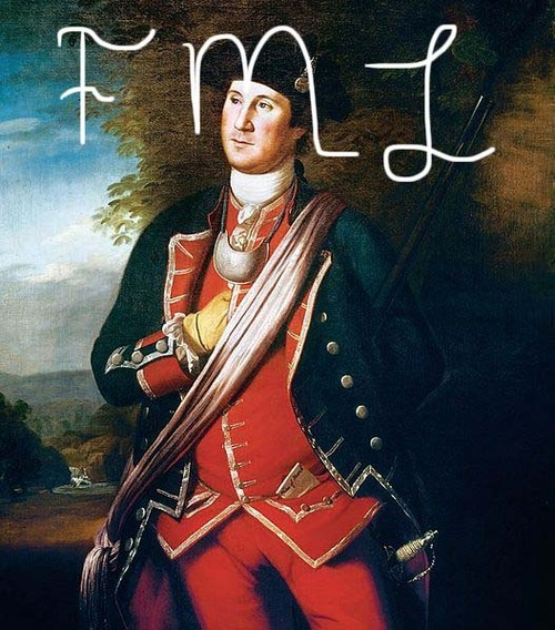 george washington fml