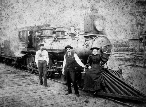 oldflorida:  Time to hop a train in Florida, it's 1895.   (via TPavluvcik on Flickr)