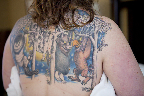 10 Gorgeous WHERE THE WILD THINGS ARE Tattoos ...