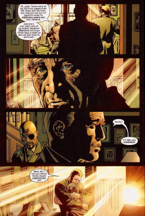 dreamsofliberty:  Ultimates 1 - #003 (2002)