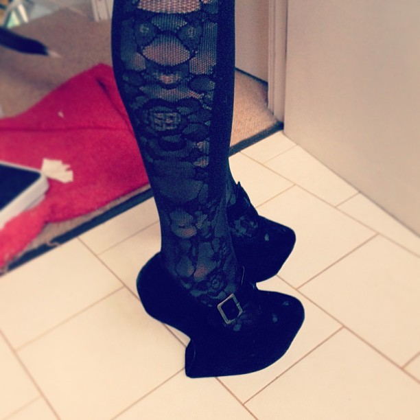 Oh yeah I'm going there. #jeffreycampbell