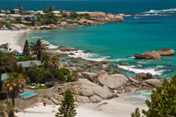 Clifton beaches in Cape Town, South Africa (via trip2blog) submitted by: Ryan, thanks!