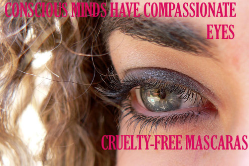 onegreenplanet:  10 Chemical and Cruelty-Free Mascaras