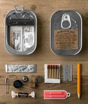 (via Sardine Can Survival Kit | Ewin's Dry Goods)