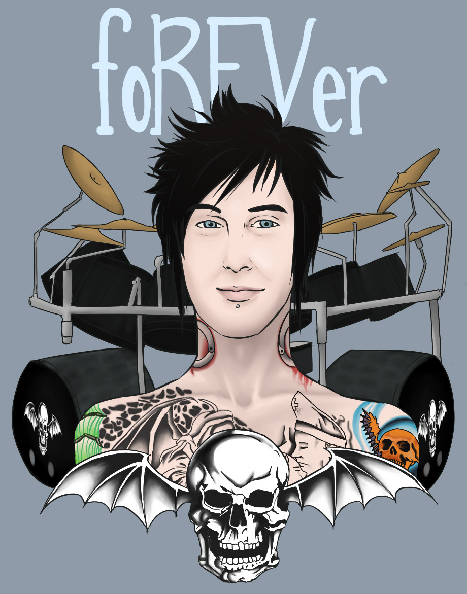 Just a little tribute I made for The Rev. You're dearly missed.
