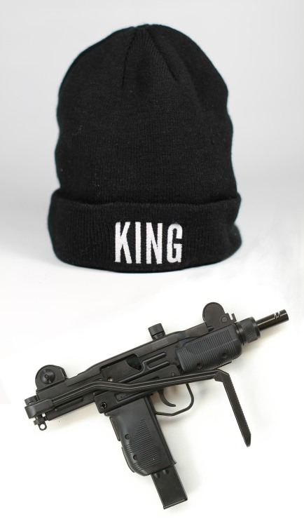 "KingdomOf. W13 - Eastern Affiliation - ""KING"" beanie www.kingdomof.co.nz"