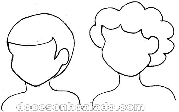 Doce Sonho Alado Tutorial Como Desenhar Cabelos Parte 1