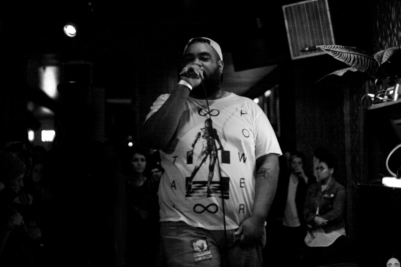@AAANTWON performing at Element #2